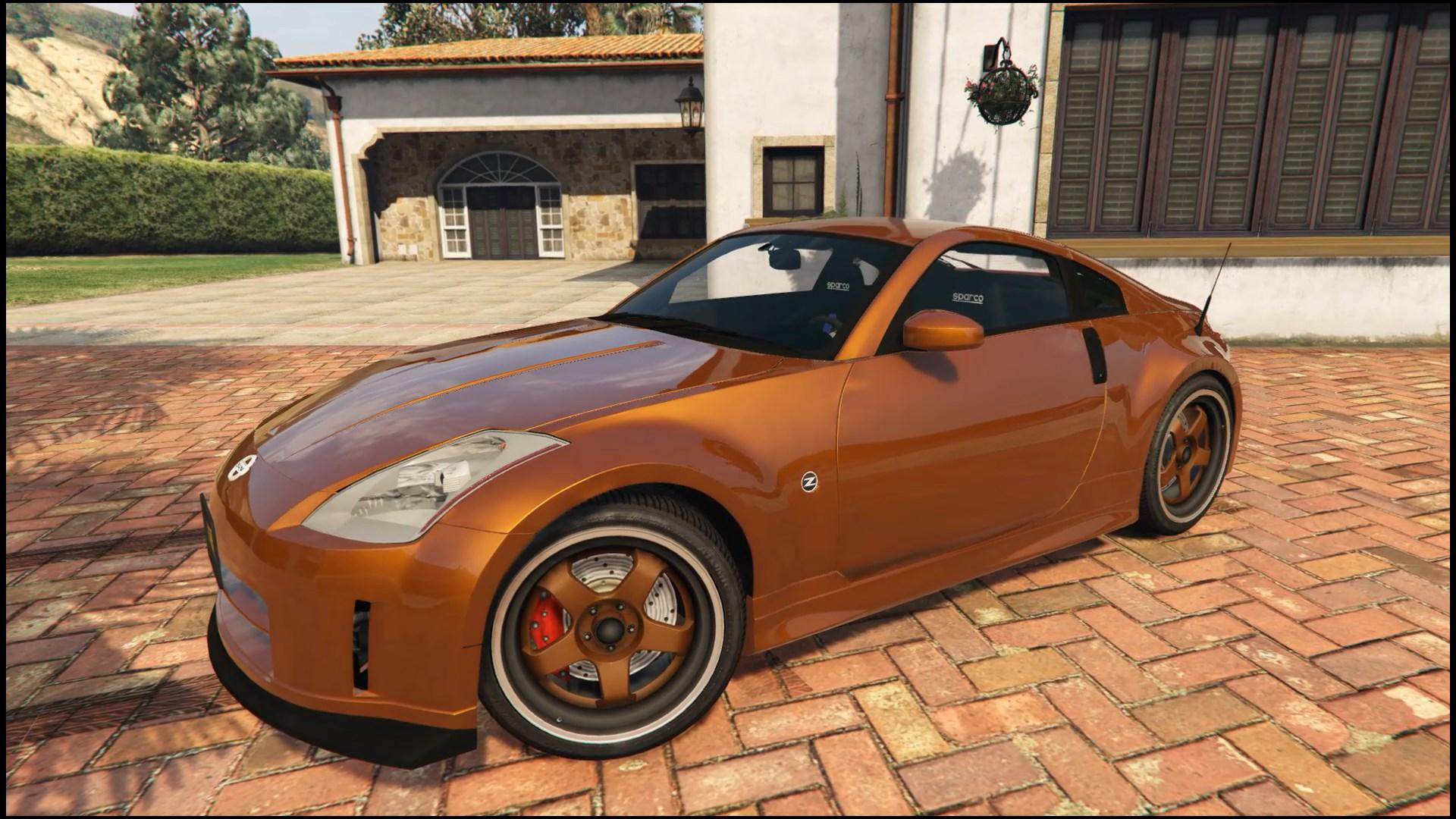 Nissan 350z Clean Amp With Livery Gta5 Mods Com